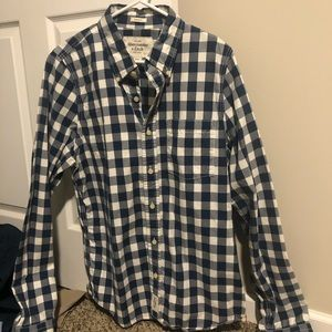 Abercrombie & Fitch men's button up